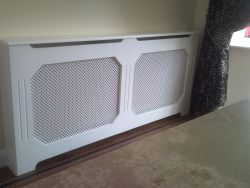 How to Make a Decorative Radiator Covers