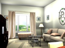 Types of curtains for the house