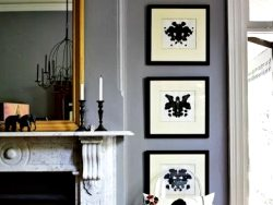 Using the Rorschach blots on Decoration