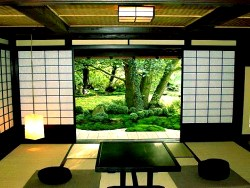 How to decorate the Japanese style