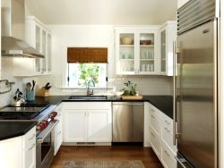 Extending saves space in small kitchens