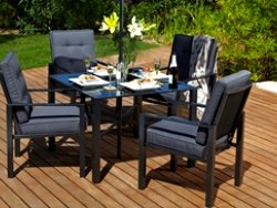 Keys to choosing garden furniture