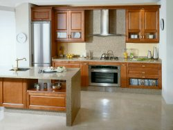 How to choose the color of the kitchen?