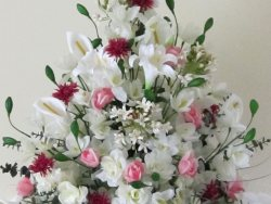 Grands arrangements floraux