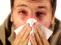Allergie infection des sinus