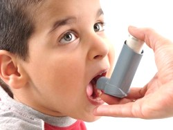 Asthmatic Children at Risk for Depression