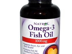 You really need to learn about foods containing Omega 3