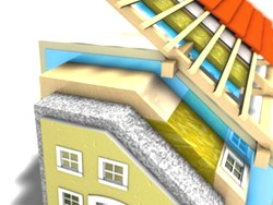 Insulation and waterproofing COVERS COMMUNITIES