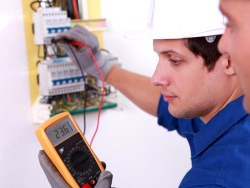 ELECTRICAL INSPECTION IN PROPERTY AGENTS